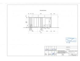 Торговый павильон 50 кв. м - Утвержден администрацией для гостевых маршрутов